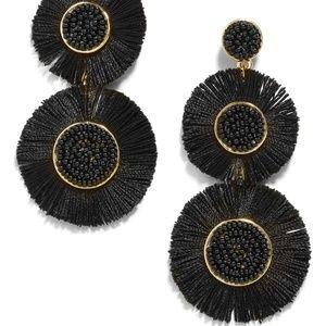 NEW BaubleBar Mariette Fringe Drop Earrings